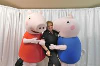 Celebrate with Peppa Pig and George™