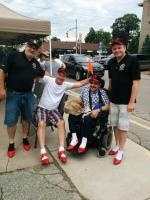 Rotary Red Shoes Walk June 2017